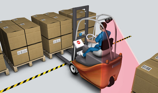 How Automation Technologies Reduce Collisions on Manned Forklifts