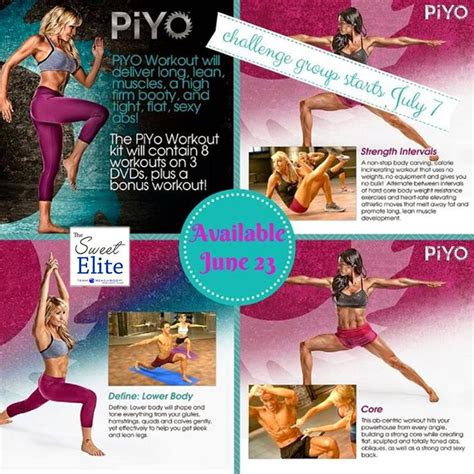 cheyenne ella fit piyo newest beachbody workout
