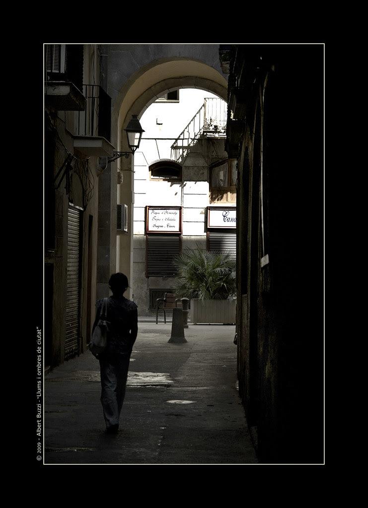 Llums i ombres de ciutat
