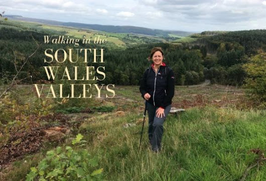 A scenic walk in the South Wales Valleys - The Valleys Walking Festival