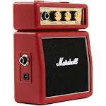 Marshall MS-2R Mini Practice Amp Red