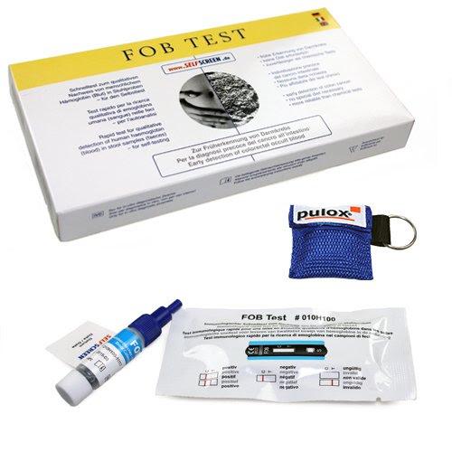 Darmkrebs TEST Früherkennung Test > HIER