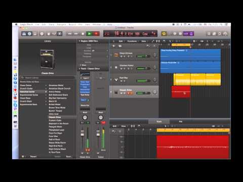 Logic Pro X | WRITE & MASTERING | ROCK SONG