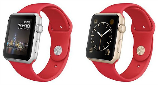 Apple Releases Limited Edition Apple Watch Sport Models for Chinese New Year 2016 - Tip and Trick