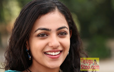 Nithya Menon doesn't maintain her figure