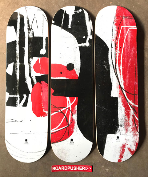 Featured Decks of the Day: Mask Series by Boring |