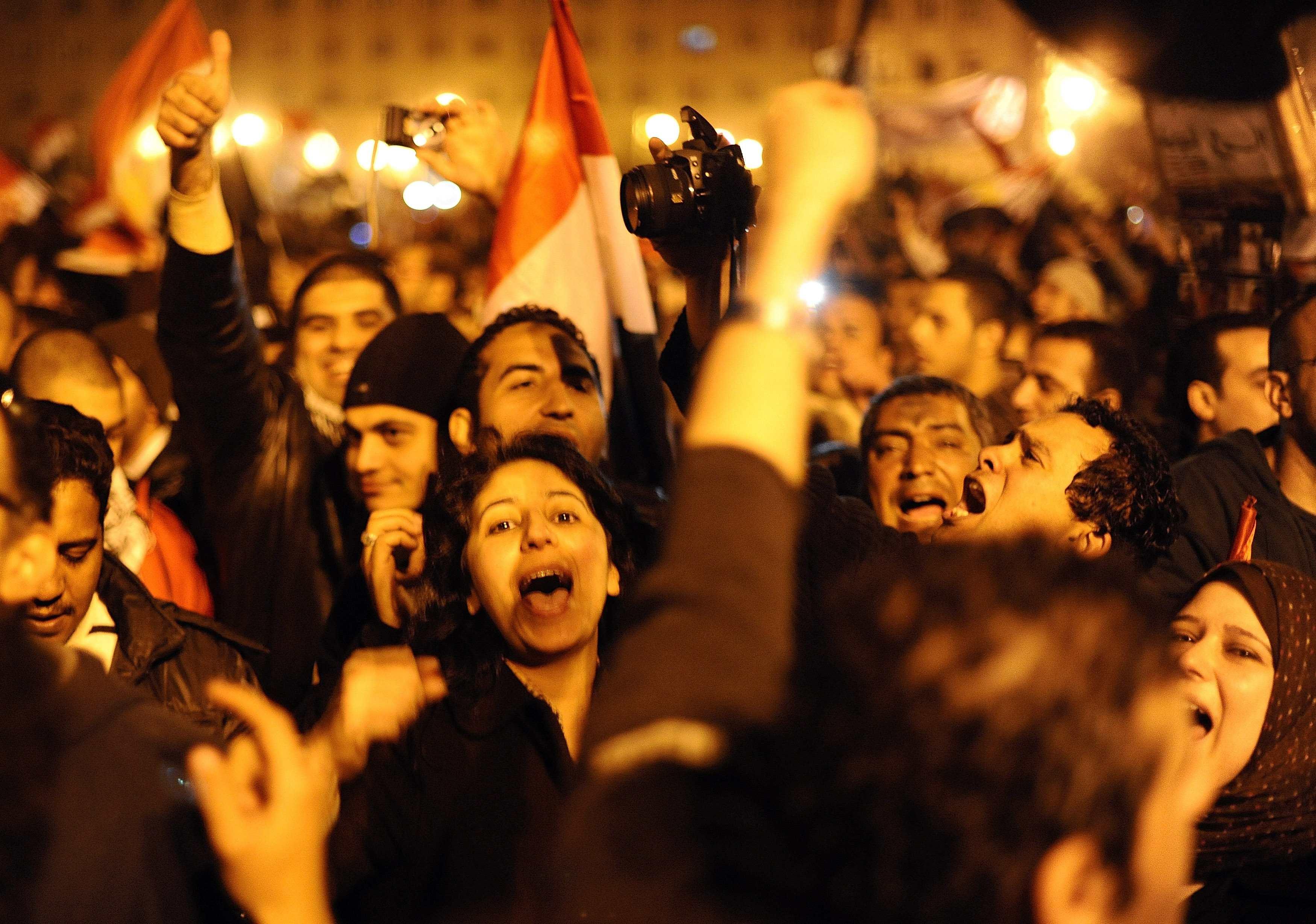 mulheres estupro protesto egito