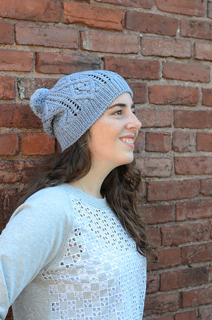 Micalet beanie is now available!