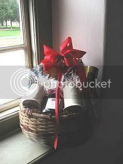 Old Salem Gift Basket