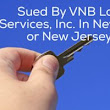 Sued By VNB Loan Services, Inc. In New York or New Jersey?