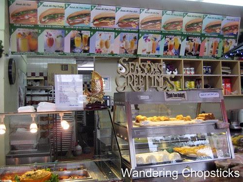 Thanh Tam Bakery - Garden Grove (Little Saigon) 2