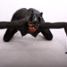 Bodypainting Catwoman