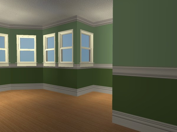 Painting Two-Toned Walls In Your House
