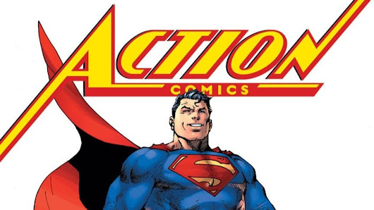 "Happy 80th anniversary, Superman... plus the 1000th issue of ""Action Comics"" 