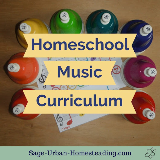 Our Favorite Homeschool Music Curriculum