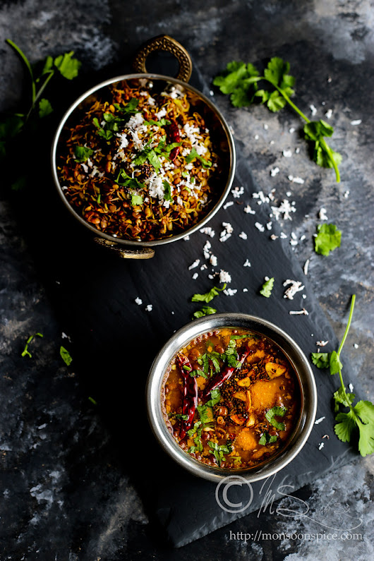 Sprouted HuruLi Saaru And Usli Recipe | Sprouted Horse Gram Curry and Stir Fry