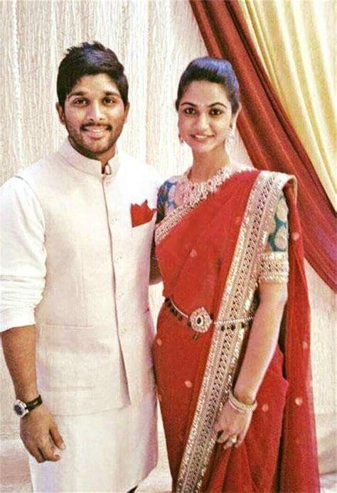 Pin by Deepika A on Allu Arjun   Ruby necklace, Wedding