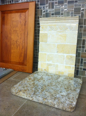 Need backsplash idea - Houzz