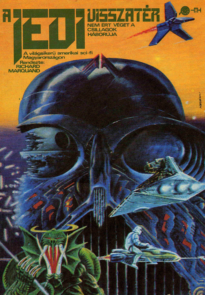 Star Wars - Return Of The Jedi (Hungarian Film Poster).jpg