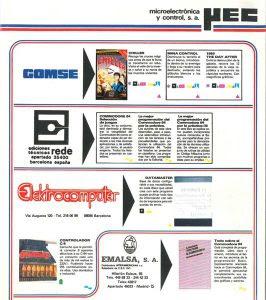 Publicidad Elektrocomputer - 2