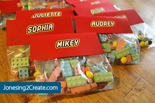 Party Favor Ideas For Kids That Wont Break The Bank Jonesing2create