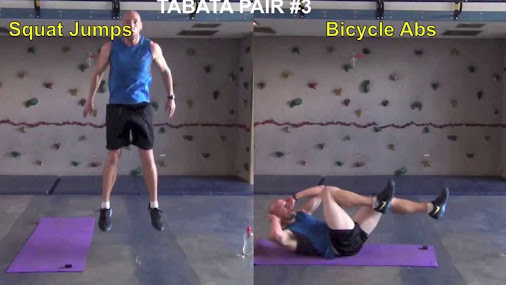 T-e-o X - Google+ - Fit In 15 Tabata #1 Bodyweight Tabata Style Bootcamp