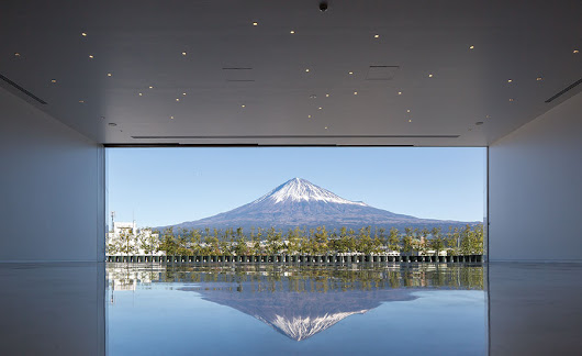 Fujisan World Heritage Center by Shigeru Ban Architects; Naomi R Pollack; Architectural Record
