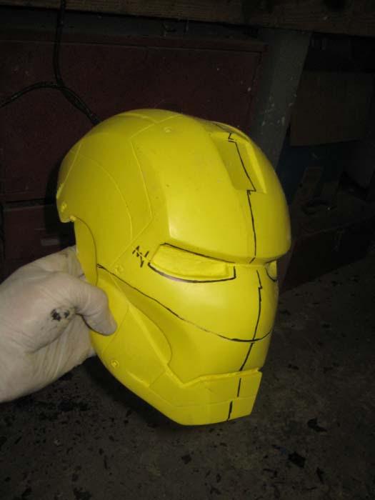 Helmet Stretching 1