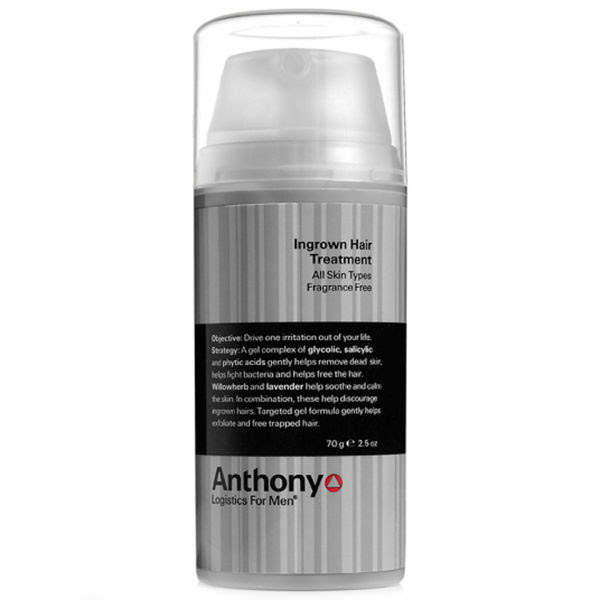 Anthony Logistics for Men Ingrown Hair Treatment 70gm Health \u0026 Beauty  FREE UK Delivery