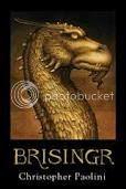 brisingr, ditulis oleh Christoper Paolini seharga Rp 99.000