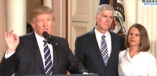 Gay Sex Threatened by Gorsuch?