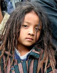 Ruwatan Gembel: Cut the dreads of Child  in Dieng plateau