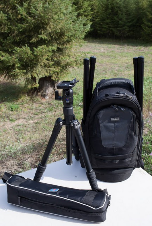 FS: Complete DP Stage One System w/Backpack & Tripod
