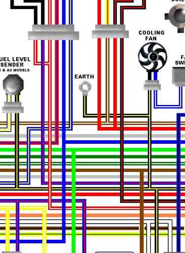 Wiring Diagram  34 Kawasaki Mule 4010 Wiring Diagram