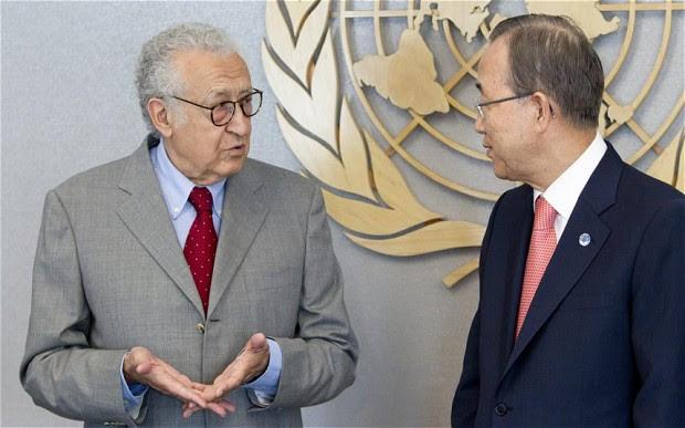 Τινάζονται στον αέρα οι διαπραγματεύσεις για τη Συρία;