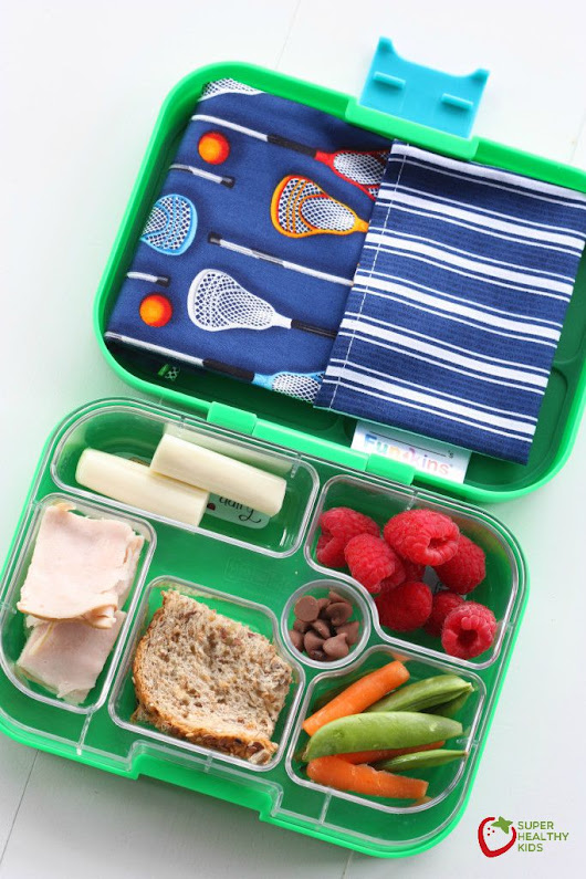 Clever tips to help you think outside the 'lunchbox' + a coupon code for something amazing!