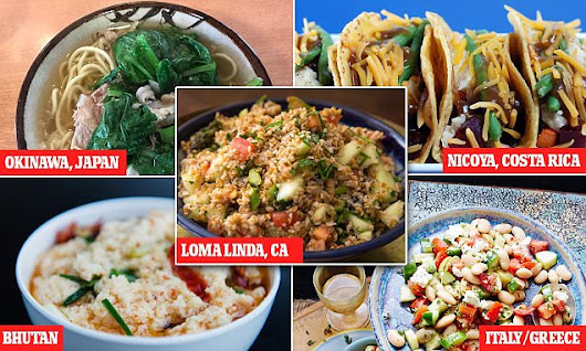 Eat your way to a longer life? 5 cuisines proven to extend lifespan