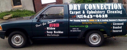 Dry Connection Carpet and Upholstery Cleaning - Carpet Cleaning Service - Bellevue, WA 98006