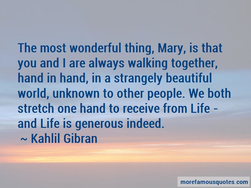 Quotes About Walking Together Top 61 Walking Together Quotes From