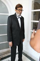 Shooting the superstar Rajesh Khanna by firoze shakir photographerno1