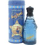 Versace Men's Blue Jeans Eau De Toilette Spray - 2.5 fl oz bottle