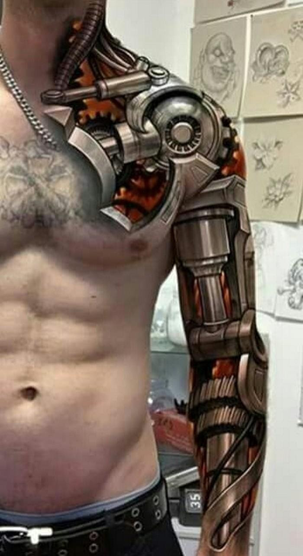 Tattoos 3D (7)
