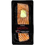 Salmon - Fresh, Sashimi Grade from Iceland Glaze Pepper Butter