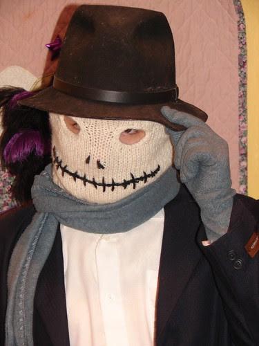 Skulduggery Pleasant costume
