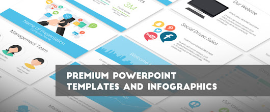 Presentation Deck - Premium PowerPoint Templates and Infographics