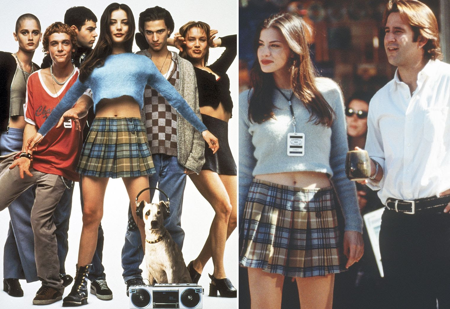 1 Le Fashion Blog 7 Stylish Film Inspired Halloween Costume Ideas Liv Tyler Corey Empire Records Crop Top Plaid Skirt photo 1-Le-Fashion-Blog-7-Stylish-Film-Inspired-Halloween-Costume-Ideas-Liv-Tyler-Corey-Empire-Records-Crop-Top-Plaid-Skirt.jpg