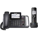 Panasonic KX-TG9581 Expandable Phone System with Handset - Black