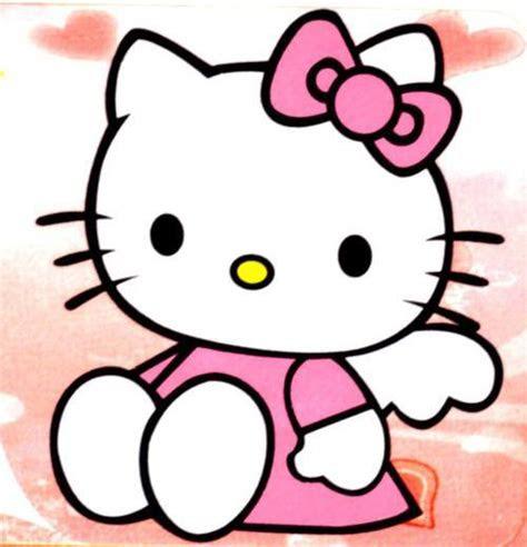 gambar  kitty  lucu  nggemesin lampu kecil
