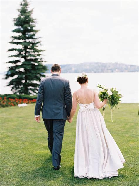 Corinne   Javier   Coeur D'Alene Resort Wedding by Anna Peters