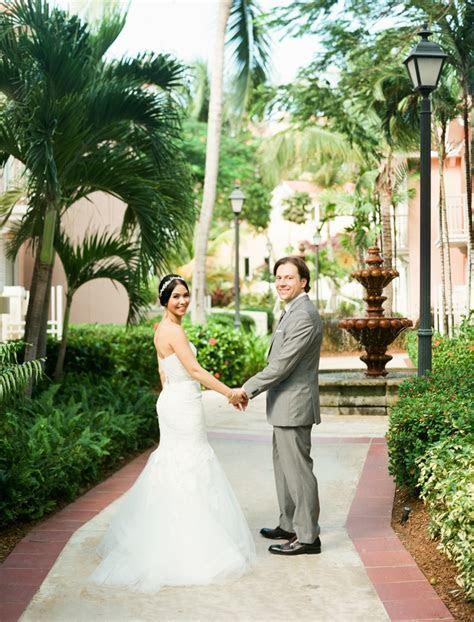 Oceanfront Puerto Rico Wedding at El Conquistador   MODwedding